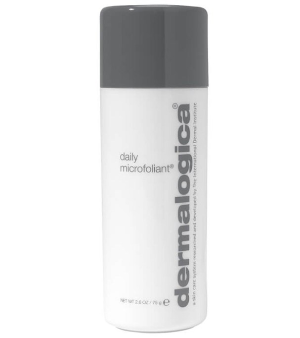 The Best, Most-Gentle Facial Scrubs: Dermalogica Daily Microfoliant | Summer Skincare 2017