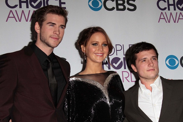Catching Fire teaser to air on MTV Movie Awards