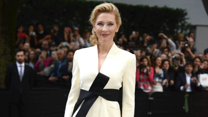 Cate Blanchett reveals big secret about