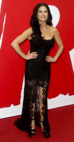 Catherine Zeta-Jones has the secret to wedded bliss