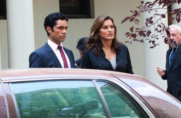 Law and Order: SVU lives to