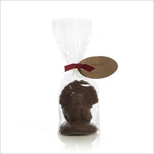 Chocolate turkey placeholder