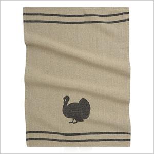 Turkey linen dishtowel