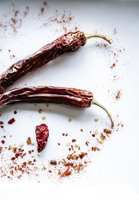 Foods You Can't Microwave: Microwaved peppers make the air itself spicy