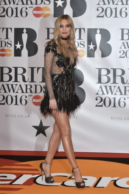 Brit Awards 2016 red carpet