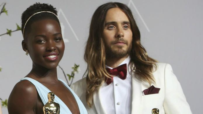 4 Times Jared Leto and Lupita