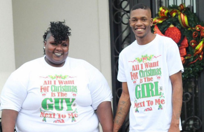 Louisiana couple's message about love is