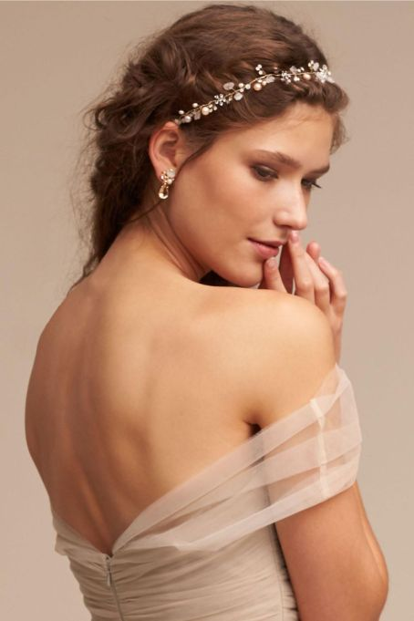 Ethereal Bridal Hair Accessories | Rosales Halo