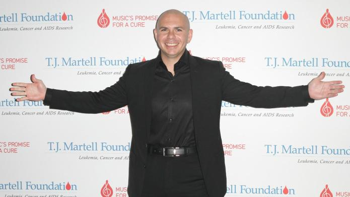Pitbull to host the American Music