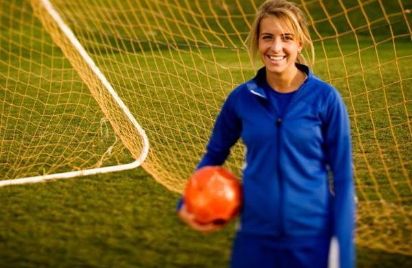 Soccer for kickin' fitness