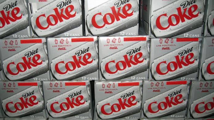 Fun facts about Diet Coke you