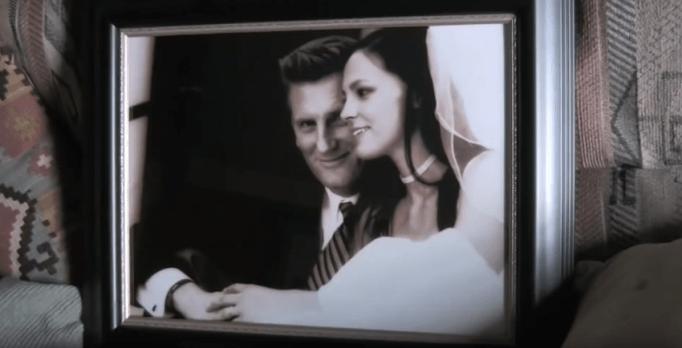 Joey and Rory wedding photo