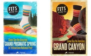 These fitness socks rock...and give back
