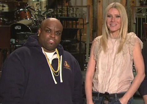 Gwyneth Paltrow and Cee Lo Green to perform on the Grammy's