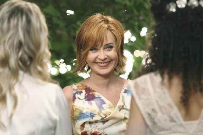 Annie Potts in The Fosters