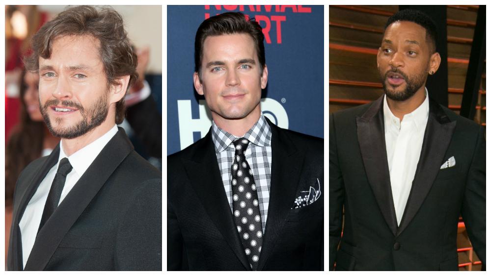 Hugh Dancy, Matt Bomer, Will Smith