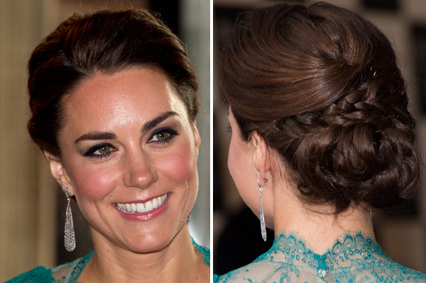 Celeb Hairstyle Of The Week Kate Middleton Sheknows