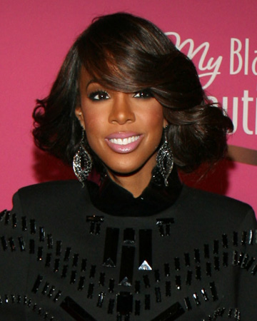 Celeb Hairstyle of the Week: Kelly Rowland