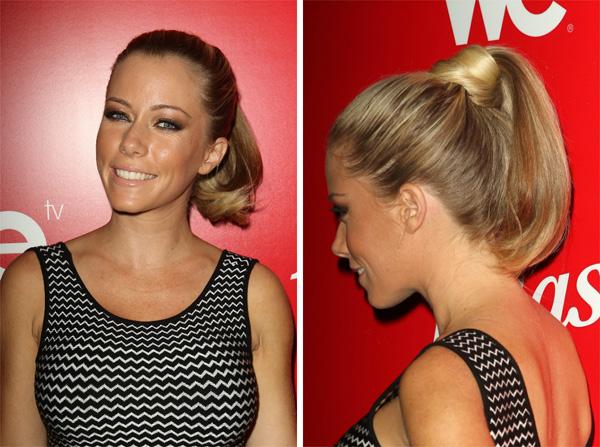 Celeb Hairstyle of the Week: Kendra Wilkinson