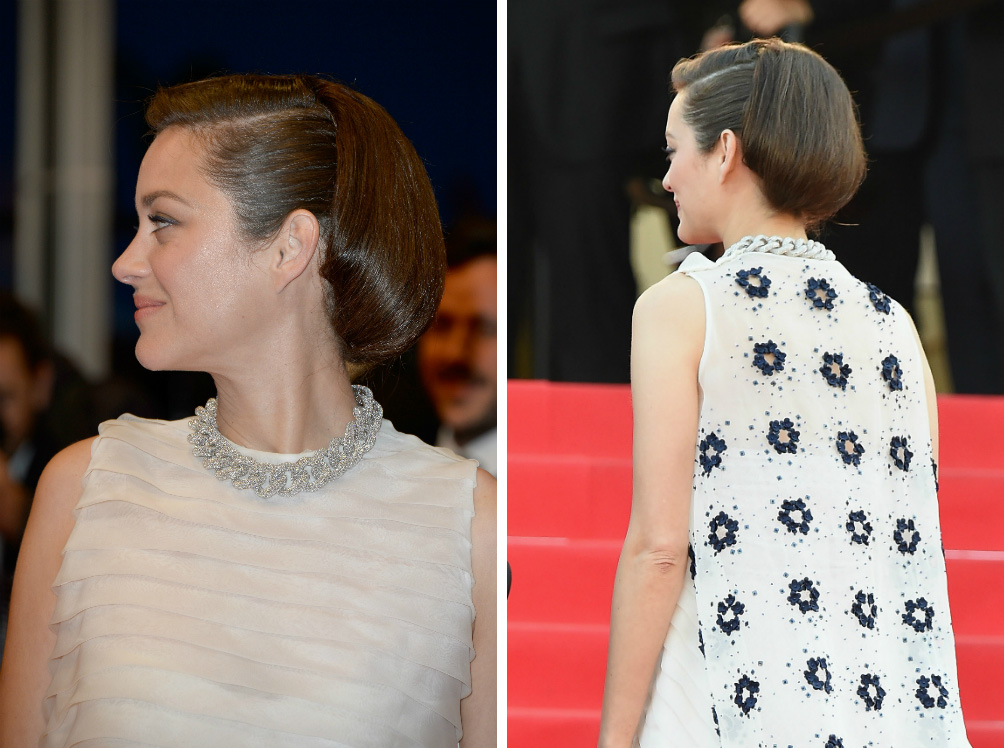 Celeb Hairstyle of the Week: Marion Cotillard