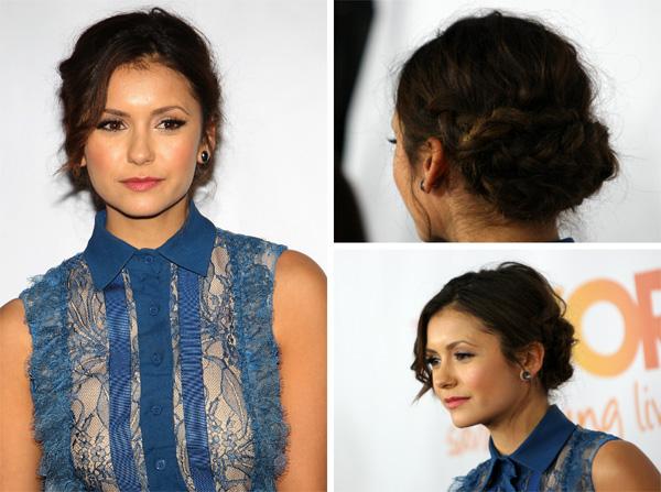 Celeb Hairstyle of the Week: Nina Dobrev