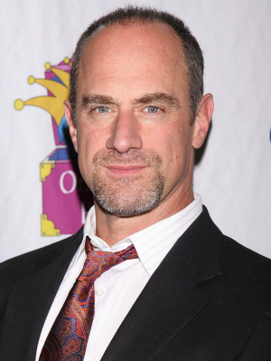 Actor Christopher Meloni
