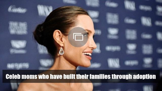 Celebrity adoptions
