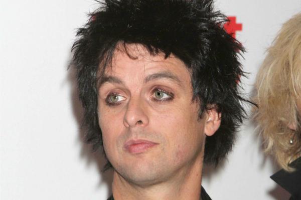 Green Day singer Billie Joe Armstrong