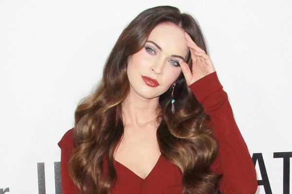 This is 40 actress Megan Fox