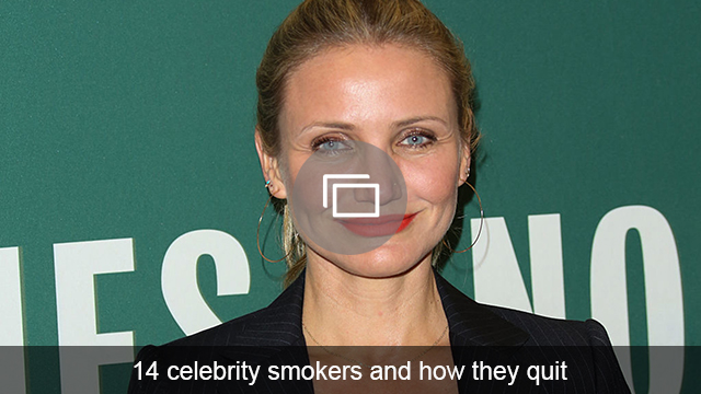 celeb smokers slideshow