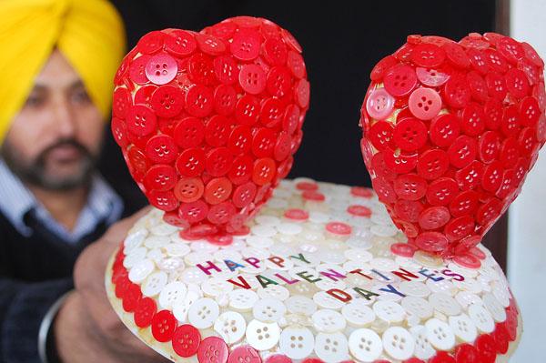Celebrities share Valentine's Day memories
