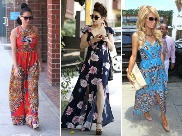 6f641135c2 Maxi dresses with heels: Can you or can't you? – SheKnows