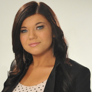 Amber Portwood of Teen Mom