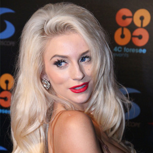 Courtney Stodden of Couples Therapy