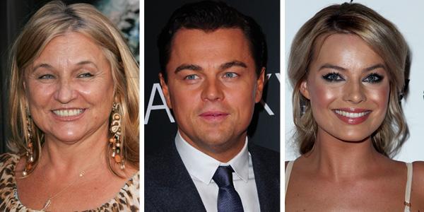 1. Leonardo DiCaprio and Margot Robbie