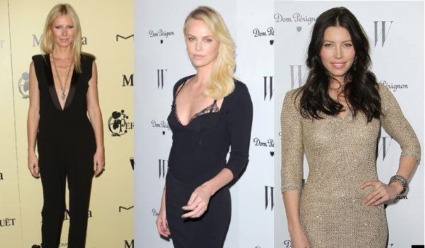 three celebrity fit bodies
