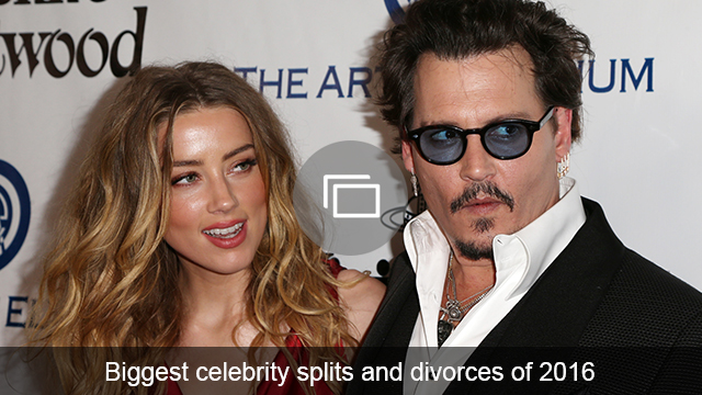 celebrity breakups 2016 slideshow