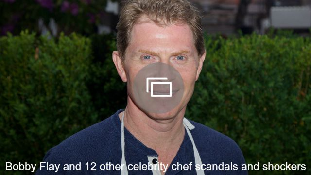 celebrity chef scandals slideshow