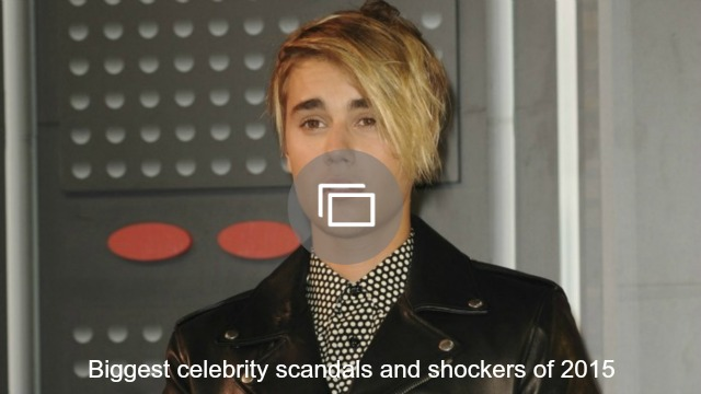 Biggest celebrity scandals and shockers of 2015