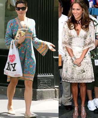 Sandra Bullock and Jennifer Lopez