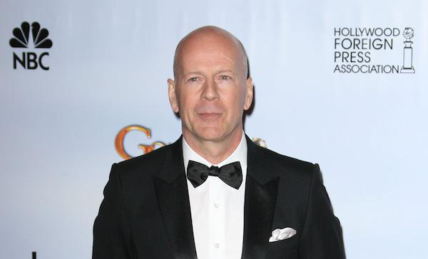 Is Bruce Willis America's next quirky