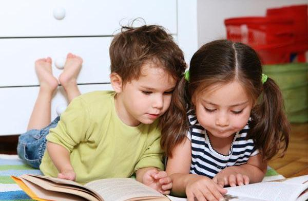 Start a sibling reading challenge