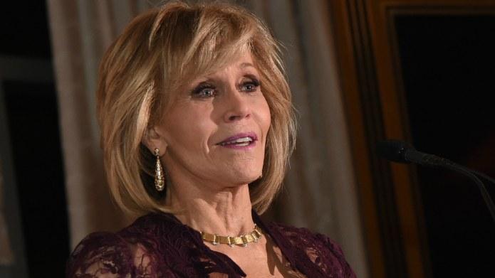 Jane Fonda Started Her 80th Birthday