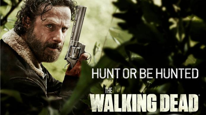 Hunt or be hunted: The Walking