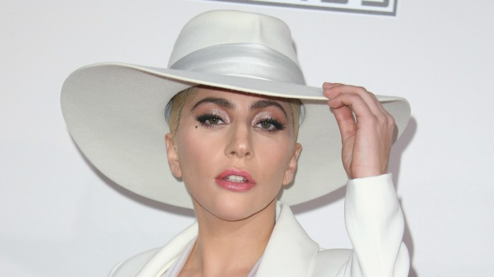 Despite their past, Lady Gaga's not