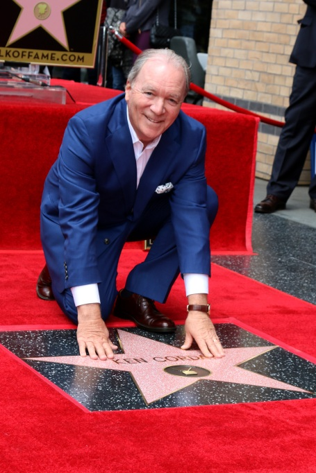 Celebrities Who Got a Star on the Walk of Fame in 2017: Ken Corday