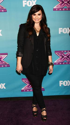 Friday's Fashion Fails: Demi Lovato and