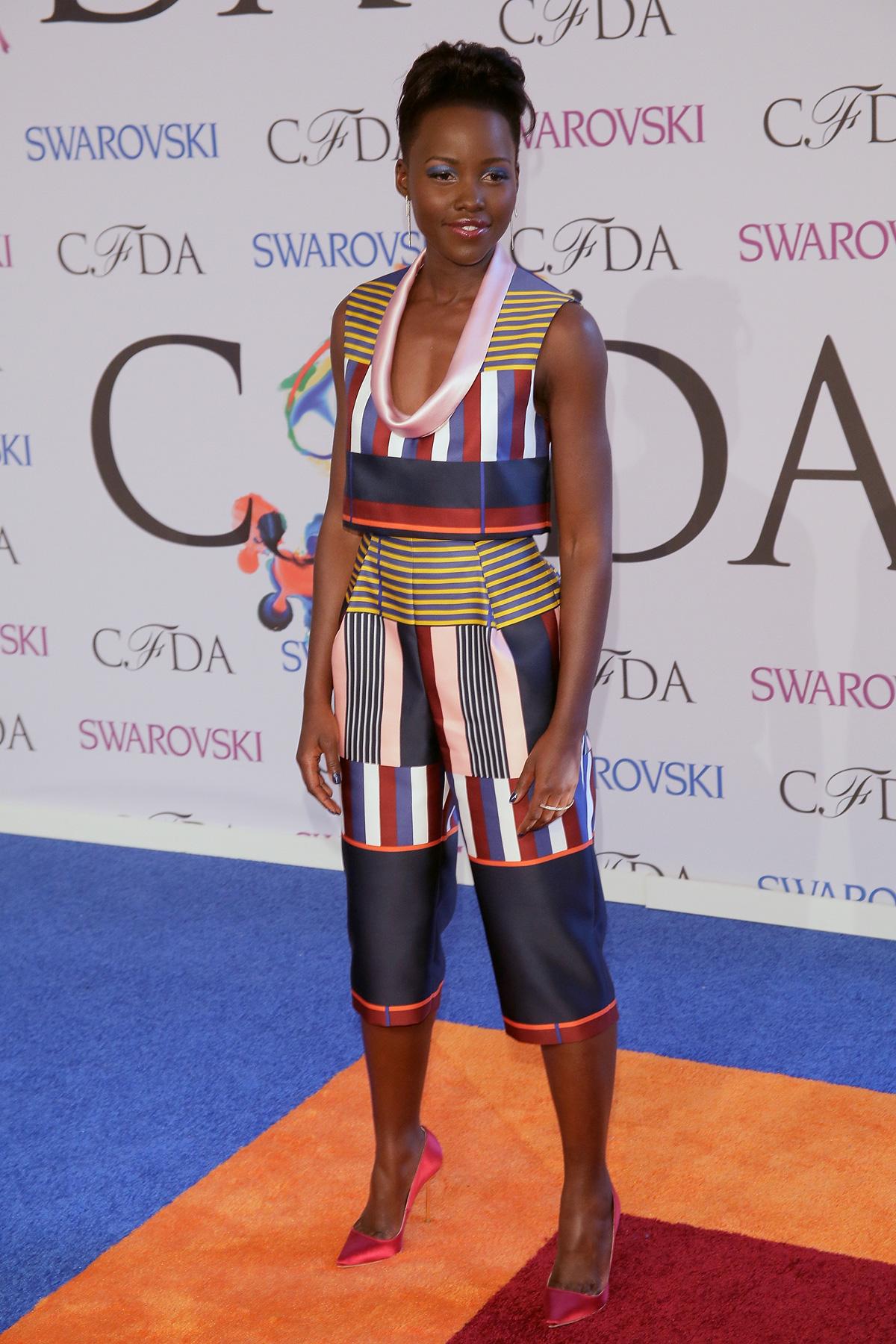 Lupita Nyong'o 2014 CFDA