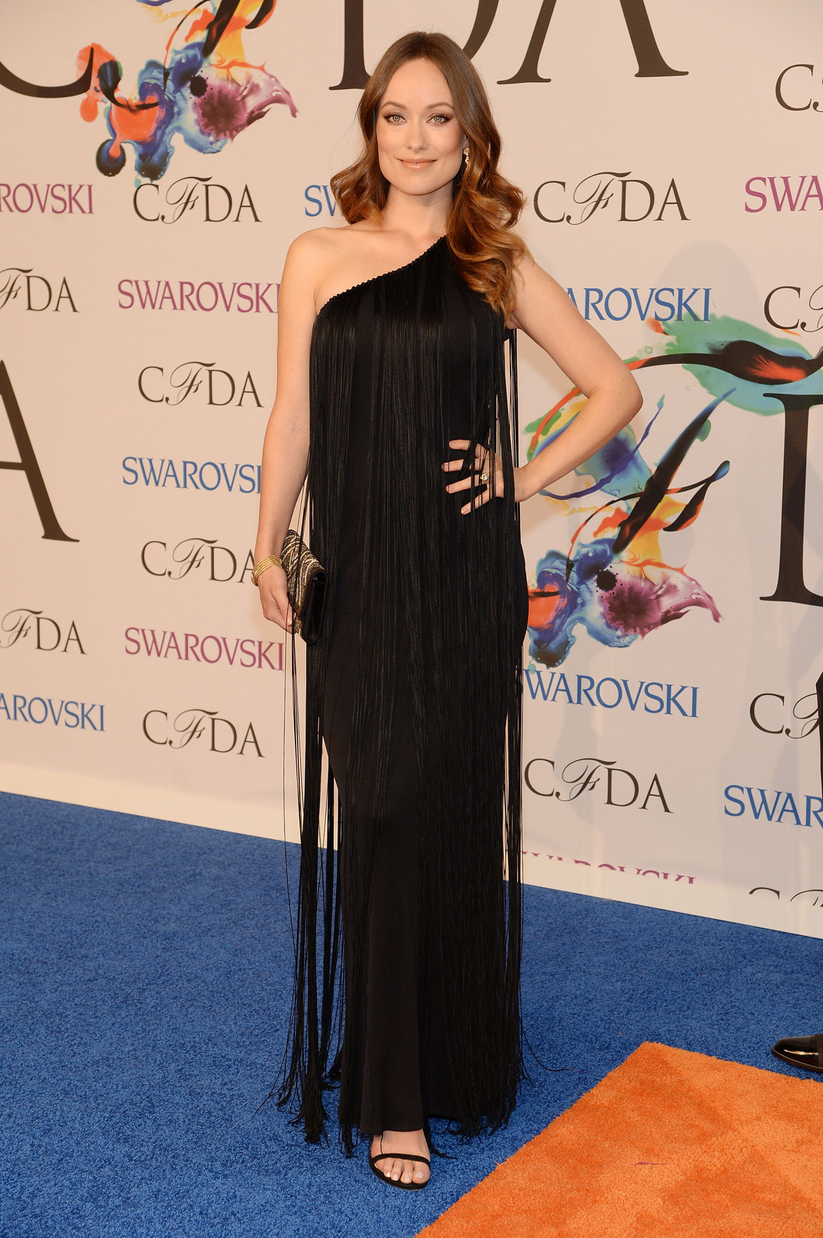 Olivia Wilde at the 2014 CFDA