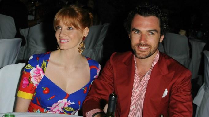 Celebrities who got married in 2017: Jessica Chastain & Gian Luca Passi de Preposulo